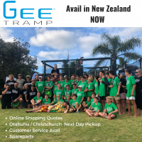 Trampolines In New Zealand For Sale
