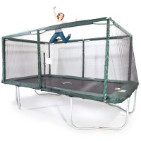 GeeTramp Force 10x17ft Rectangle Trampoline - Standard