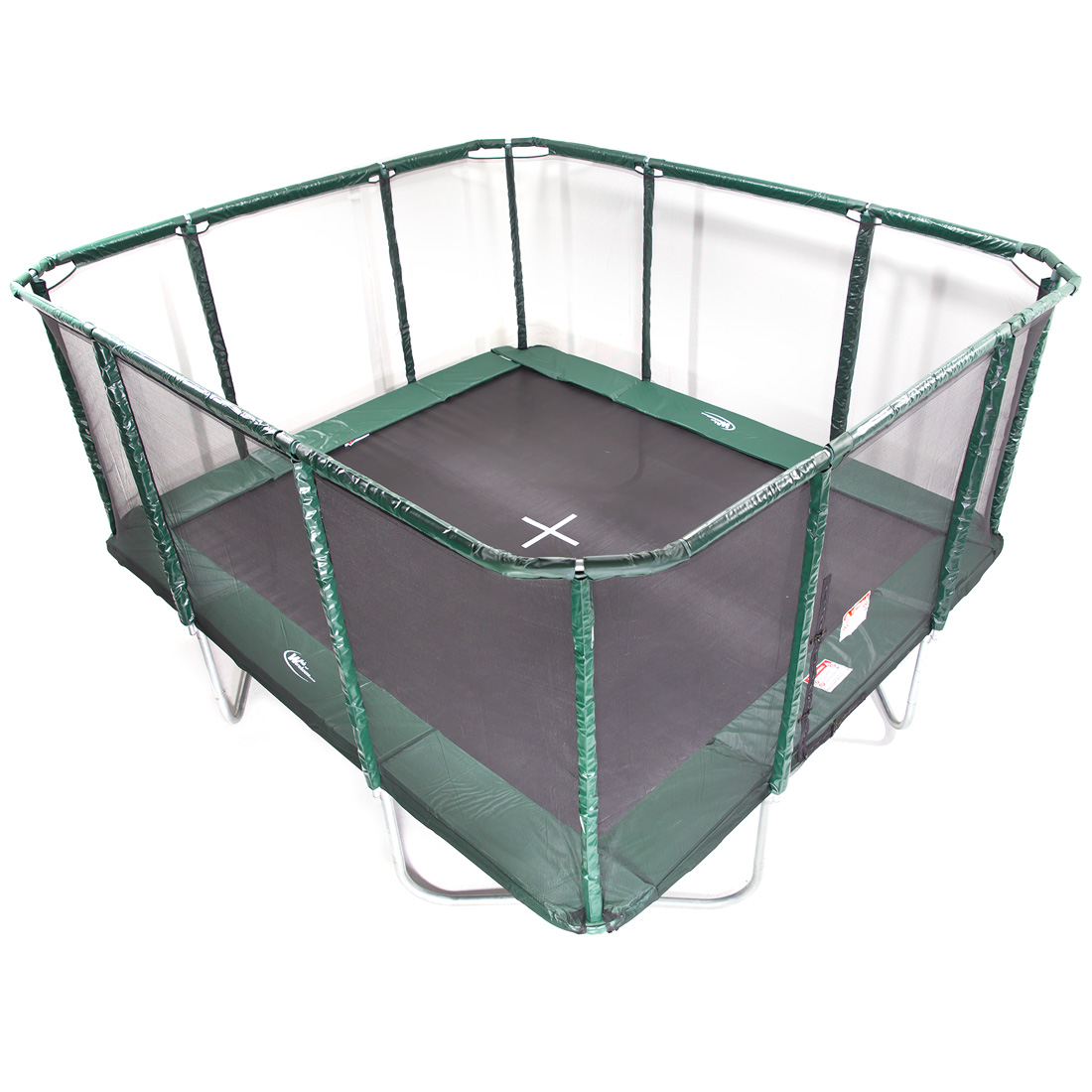 GeeTramp Force 14x16ft Rectangle Trampoline