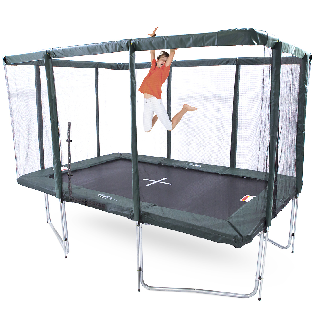 GeeTramp 8x12ft Rectangle Trampoline