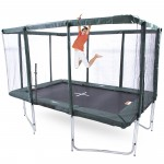 GeeTramp Force 8x12ft Rectangle Trampoline - Standard