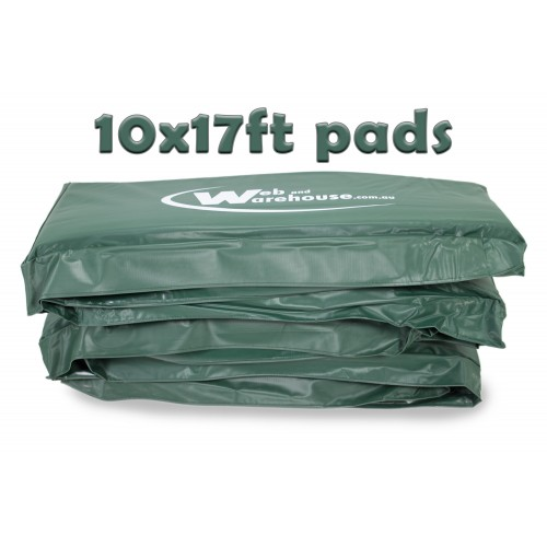 GeeTramp 10x17ft Rectangle Trampoline Pads