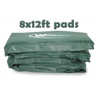 GeeTramp 8x12ft Rectangle Trampoline Pads