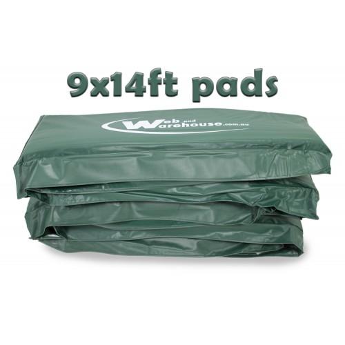 GeeTramp 9x14ft Rectangle Trampoline Pads
